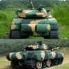 Military equipments-Inflatable simulated militory tank for army