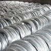 Hot galvanized iron wire