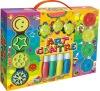 DIY sponge painting kit for kids
