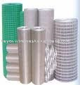 galvanized coated welded wire mesh
