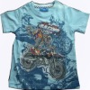 2012 new styles boy's t-shirt with pattern
