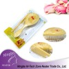 New design comfortable baby hair brush and comb set