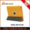 foldable pu leather case for ipad 3-A