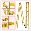 China Portable Ladders,FRP Material,Light Weight,Easy Carry