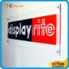 High quality acrylic sign board