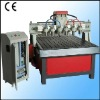 Multi-Head Woodworking CNC Router (1313-6)