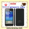 4.0 inch Android phone I5000 With MTK6575