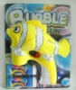 summer toy cartoon BO bubble gun with music and light
