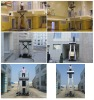 6m height Aluminium alloy lifting platform