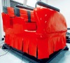 2012 Popular 6 seats hydraulic control for 5D cinema equipment