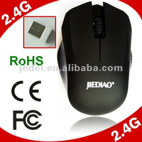 China Jedel 2.4Ghz wireless brand names mouse