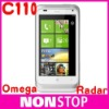 Original HTC Radar 4G for T-Mobile HTC Omega GPS WIFI 5MP Windows Mobile Unlocked Cell Phone free shipping