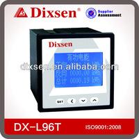 Multi-functional network power analyzer (Blue LCD Screen display)