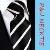Fashion Woven Jacquard Polyester Tie