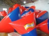 inflatable paintball field millennium 44 bunkers