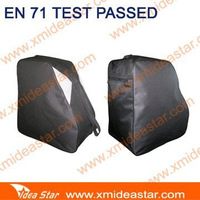 ( M4) Ski005 black ski boot bags