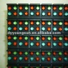 Outdoor waterproof p16 2r1g1b 256*128 full color display module