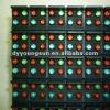 Outdoor waterproof p16 2r1g1b 256*128 full color display module