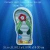 Ceramic wall vase shoes design