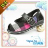 2011 New Design Fashionable Brand Name Front Opening Toddler Sandal
