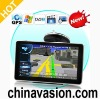 6 Inch Touchscreen GPS Navigator with MPEG-4 DVB-T