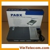 Telephone PBX / SOHO PBX / Small PABX for small business solution