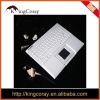For iPad2 Solar Wireless Bluetooth Keyboard
