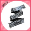 2012 new design pu fashion lady's leopard elastic belt