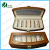 beauty watch boxes/cases, leather watch display box