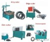 tire recycle plant/rubber powder production line machine/waste tyre recycling machinery