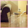 HX High Quality Transparent Table Acrylic Display Riser