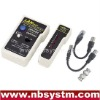Multi Network Ethernet Cable Tester Tool LAN 10Base BNC RG45 RJ11 Coax Signal RG