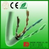ISO9002 CE ROHS NET WIRE CABLE FTP CAT5E WITH MESSENGER