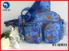 2012 newest cotton mother bag/baby bag BY-MB0016