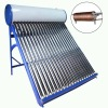 Compact Pre-heated Solar Water Heating