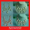 Statement Necklace Wholesale in Multicolors