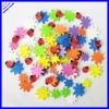flower and animal shapes foam shape arts and craft , foam sticker for children
