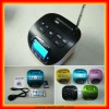FM Radio Mini Speaker with USB Flash Drive /SD Card/MMC Card(DK-51)