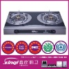 2 cooker cooking burners gas hob
