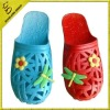Fashion pvc slipper