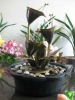 Wrought Iron Table Top Fountains