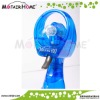 Alibaba Recommend mini Cooling handheld water mist fan