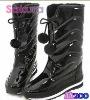 fashion 2012 lady boot