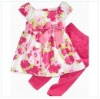 Sweat Heart Rose Baby Set