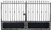 Wrought Iron Gate 8099