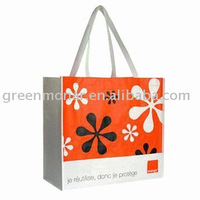 Nonwoven shopping bag