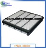 Air filter 17801-38030 for TOYOTA