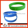 Popular Silicone writband with Debossed logo SB-D-06