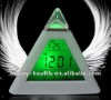 7-colored changing Pyramid LED Clock