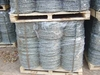 Coiled Barbed Iron Wire